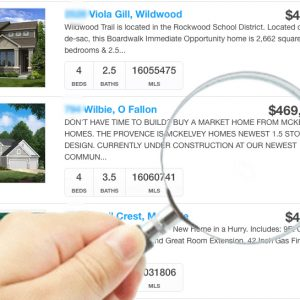 Search MLS for homes, condos and lofts for sale in the entire St Louis metro area of Missouri and Illinois